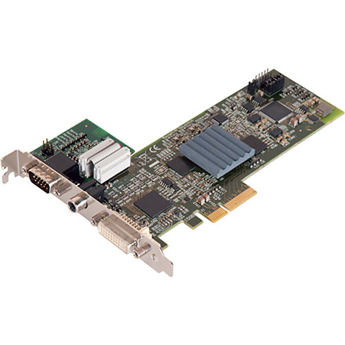 DATAPATH VisionAV/F DVI/HDMI Capture Card with Audio Card (PCI Express)