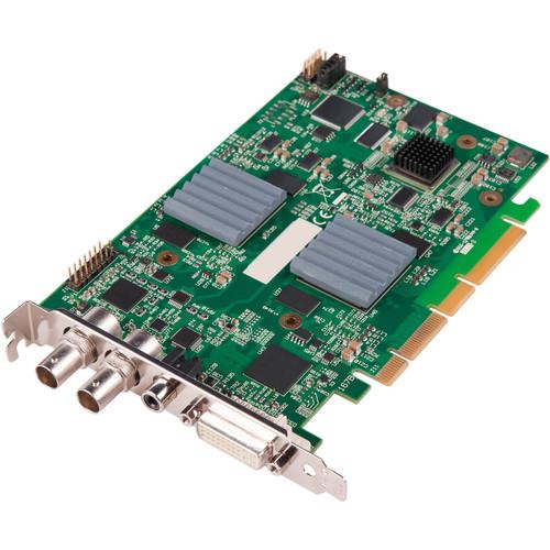 DATAPATH VisionAV-SDI HD/SD-SDI Capture Card (Half Length Full-Height PCI Express)
