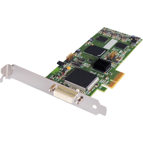 DATAPATH VisionRGB-E1S DVI/RGB/HD Video Capture Card (PCI Express)
