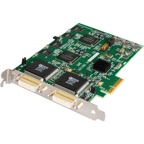 DATAPATH VisionRGB-E2S DVI/RGB/HD Video Capture Card (PCI Express)