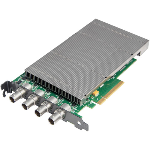 DATAPATH 4-Channel 3G-SDI Video Capture Card