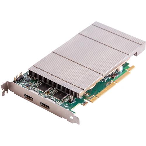 DATAPATH 2-Channel HDMI 2.0 4K Capture Card