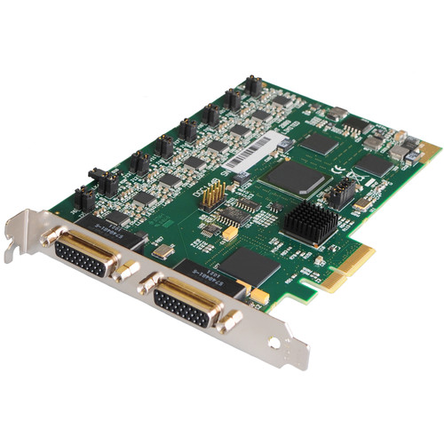 DATAPATH VisionSD8 8-Channel SD Video Capture Card (PCI Express)
