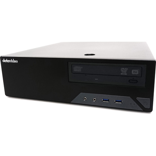 Datavideo DVD Authoring Recorder with 2TB Storage Drive and MP4 File Format for HD/SD Video