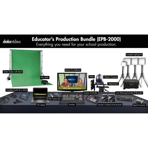 Datavideo Educator's Production Bundle