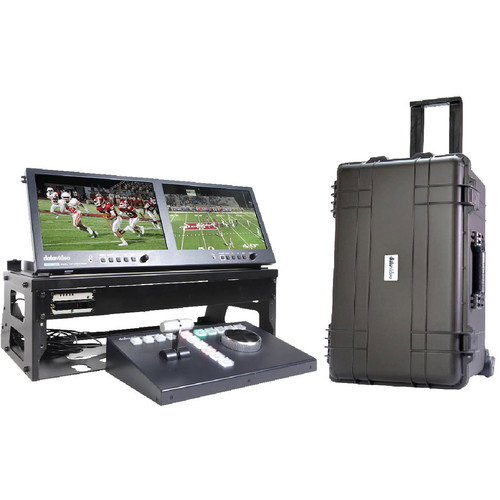 Datavideo Complete Replay Kit with Rolling Case
