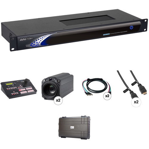 Datavideo Dual Camera KMU-100 Go Kit