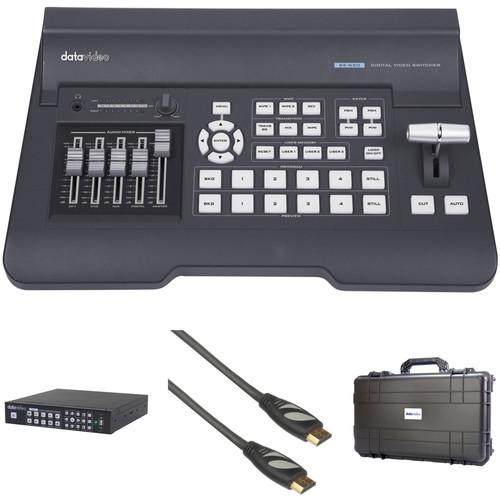 Datavideo SE-650 Switch & Record Go Kit