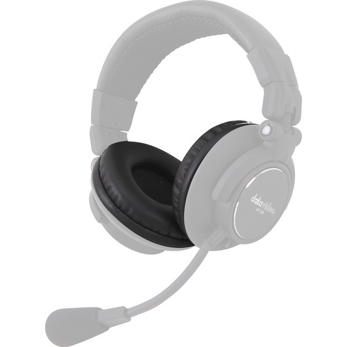Datavideo Replacement Ear Pads for HP-1 & HP-2 Ear Headset