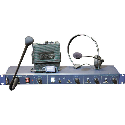 Datavideo ITC-200B Eight-Remote User and Base Station Intercom