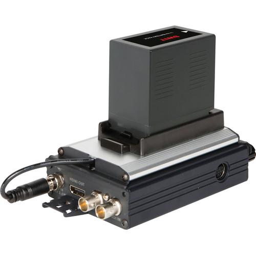 Datavideo Panasonic CGA Series Battery Plate for VS-100
