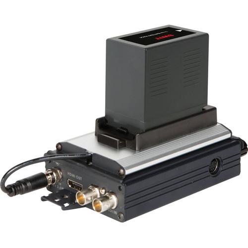 Datavideo Sony BP-U60 and BP-U30 Battery Plate for VS-100