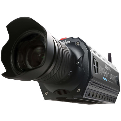 Datavideo HD Low Light Production Camera With ISO Up To 409600