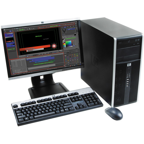 Datavideo PCR-500 Character Generator Workstation