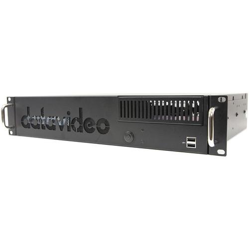 Datavideo CG-350 SD/HD Character Generator (2 RU)