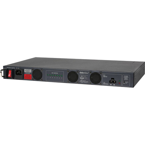 """Datavideo PD-2A 1RU 19"""" Rack Power Distribution Center"""
