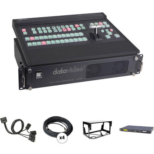 Datavideo SE-2800 Studio Switcher Kit