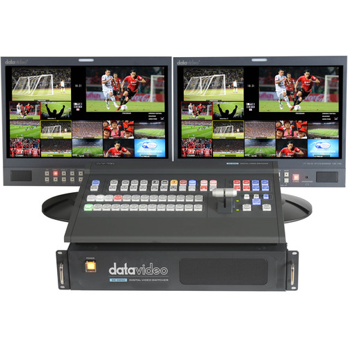 Datavideo SE-2850 HD/SD 12-Channel Video Switcher