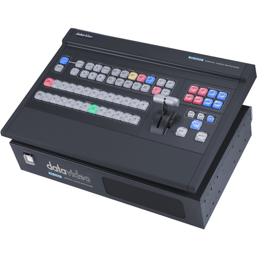 Datavideo 12 Input 1080P Video Switcher With 8 HD-SDI And 4 HDMI Inputs