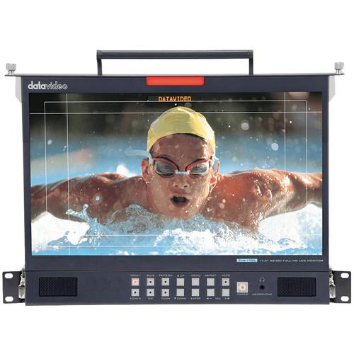 "Datavideo 17.3"" 3G-SDI Full HD Rackmount LCD Monitor"