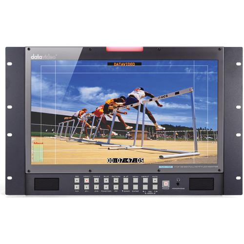 Datavideo TLM-170R 7RU Rack Face-Mount Monitor