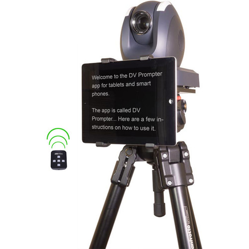 Datavideo TP150 Teleprompter Kit for iPad & Android Tablets