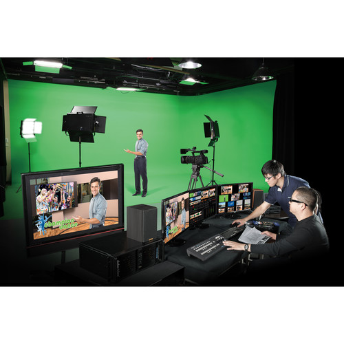 Datavideo TVS-1000 Virtual Studio Presentation Bundle