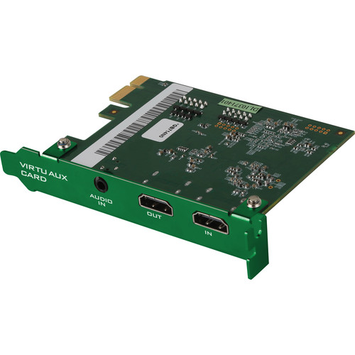 Datavideo TVS-AUX Auxiliary Card for TVS-1000 Virtual Studio