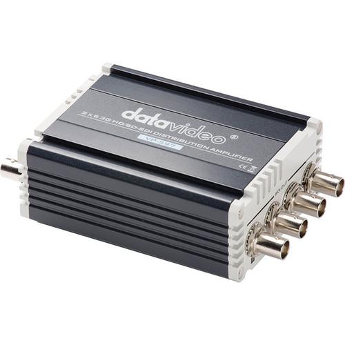 Datavideo 3G/HD/SD-SDI 2x6 Distribution Amplifier