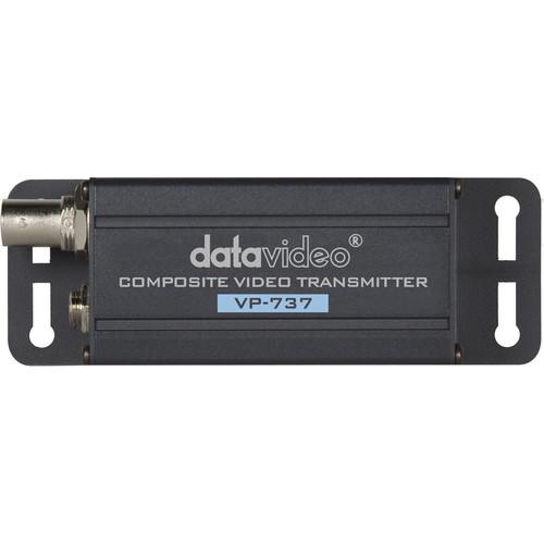 Datavideo Composite Video Signal Repeater Set (656' over Cat5e)