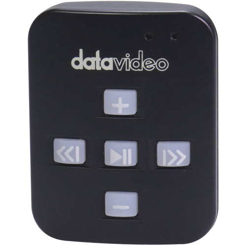 Datavideo Bluetooth Teleprompter Remote Control for TP-150, TP-300, TP-500, & TP-600