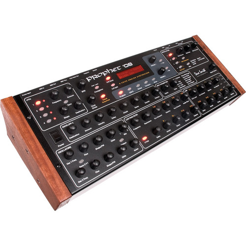 dave smith instruments prophet 39 08 pe analog synthesizer. Black Bedroom Furniture Sets. Home Design Ideas