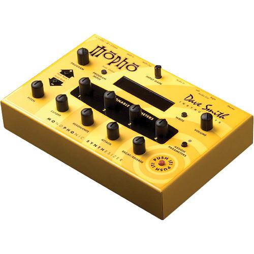 dave smith instruments mopho monophonic desktop analog dsi 1201. Black Bedroom Furniture Sets. Home Design Ideas