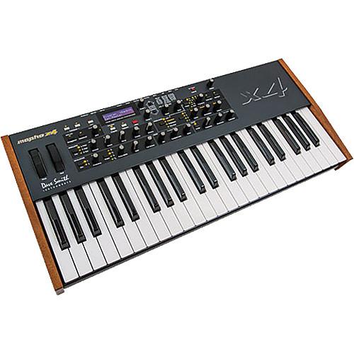 Dave Smith Instruments Mopho x4 44-Key Polyphonic Analog Synthesizer