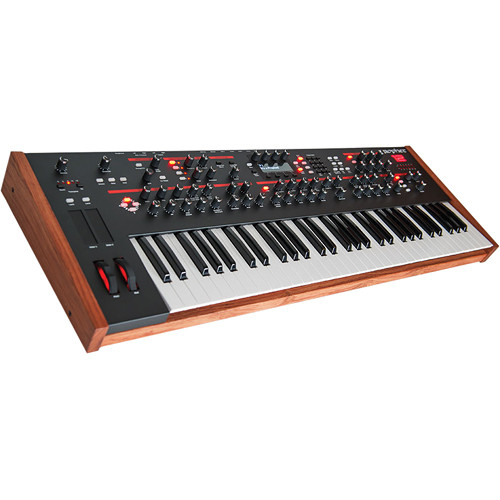 Dave Smith Instruments Prophet 12 61-Key Polyphonic Analog Synthesizer