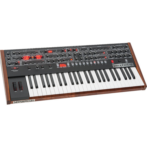 Sequential Sequential Prophet-6 Synthesizer