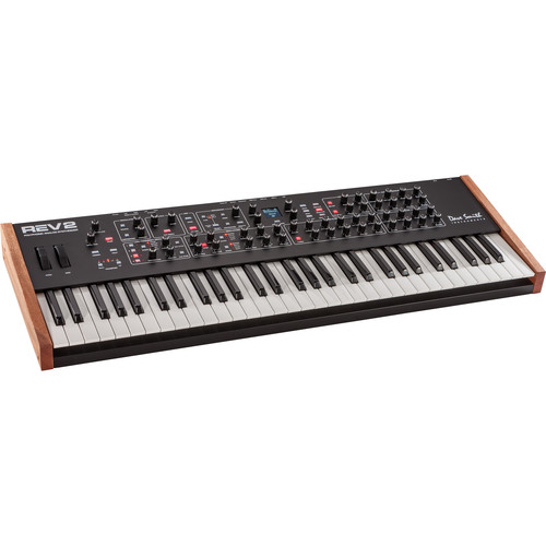 Dave Smith Instruments Prophet REV2 8-Voice Polyphonic Analog Synthesizer