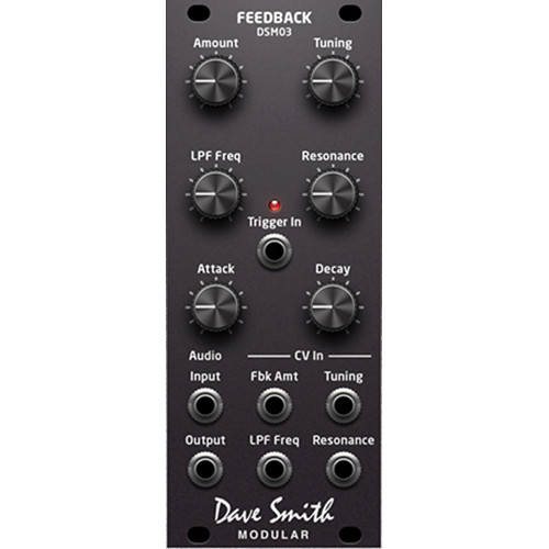 Sequential DSM03 Feedback Module