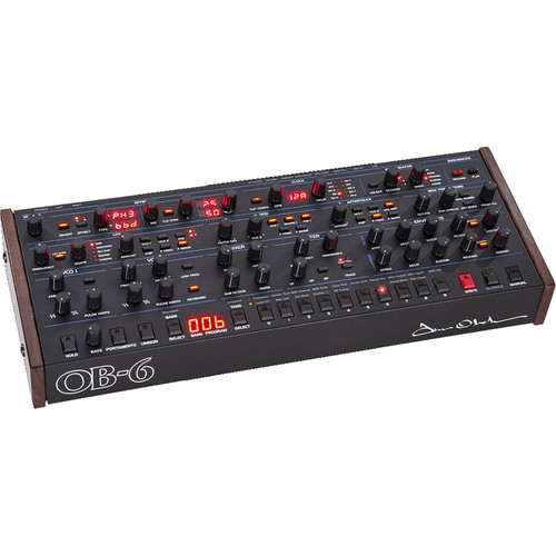 Sequential OB-6 6-Voice Polyphonic Analog Desktop Synthesizer Module