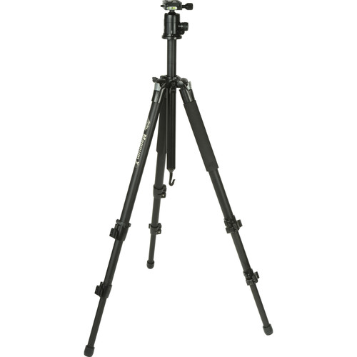 Davis & Sanford MAGNUMP336 Pro Grounder Aluminum Tripod with PB336-18 Ball Head