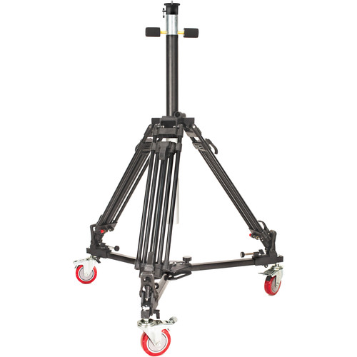 Davis & Sanford PSGAIRLIFT25B Pedestal Deluxe Pneumatic Center-Post Tripod