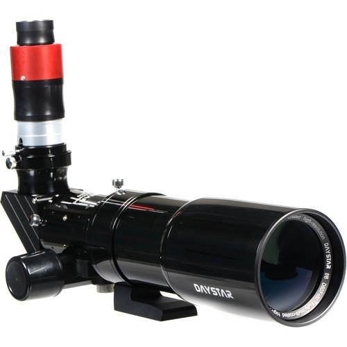 DayStar Filters 480E 80mm Refractor Telescope with Quark Chromosphere Filter Kit (OTA Only)