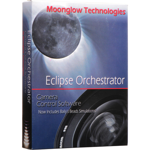 DayStar Filters Eclipse Orchestrator Pro 3.7 Camera Control Software (Boxed CD)