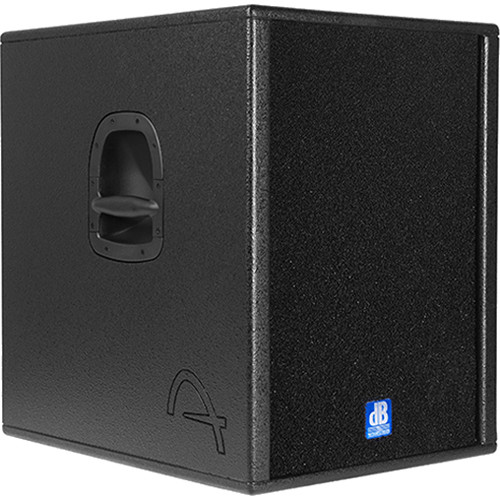 """dB Technologies ARENA-SW-15 1000W 15"""" Passive Subwoofer"""