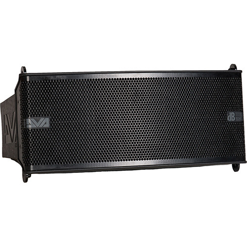 dB Technologies DVA M2P 2-Way Passive Line Array Module