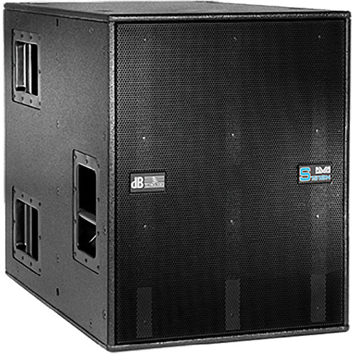 "dB Technologies DVA S1518N Active 18"" 1500W Subwoofer"