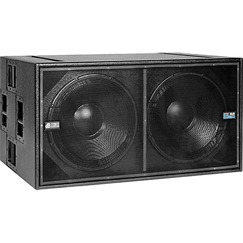"dB Technologies DVA S20DP Active 2000W Dual 18"" Subwoofer"