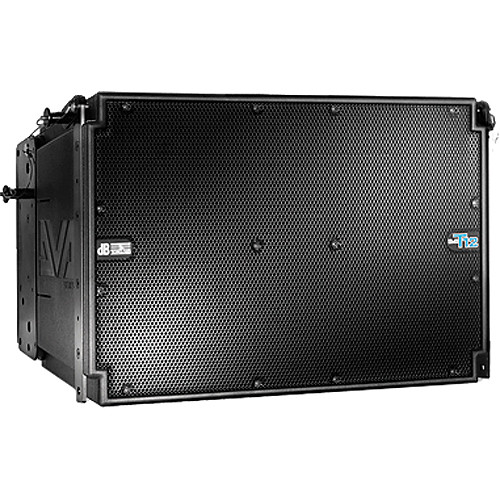 "dB Technologies DVA T12 12"" x 6.5"" x 1"" 1500 Watt Active Line Array Module"