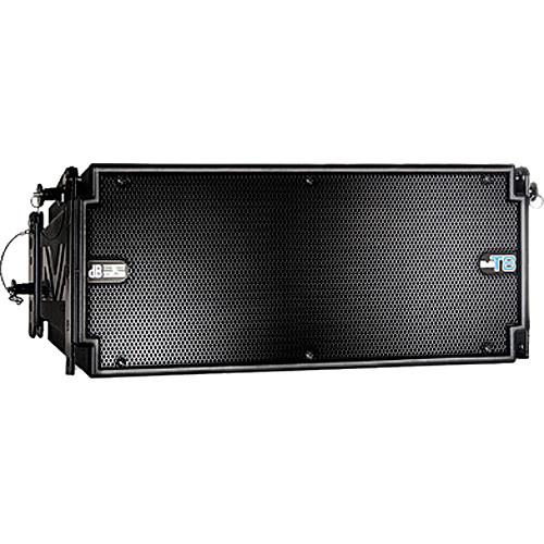 "dB Technologies DVA T8 8"" x 6.5"" x 1"" 700 Watt Active Line Array Module"