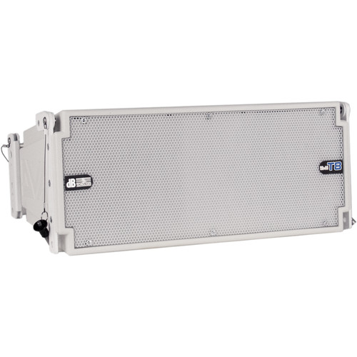 dB Technologies DVA T8 Active 3-Way Line-Array Module (White)